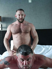 Shay Michaels Pounds Christian Matthews' Hole