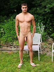 Love and lust join together as two hunky studs Lance Seawell and Scott Dermitt enjoy a little outdoor solitude