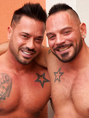 LK veteran Alex Magnum introduces his boyfriend Cristian King